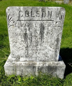 Pvt Edward L. Colson