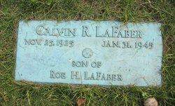 Calvin Richard LaFaber