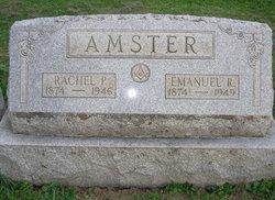Rachel <I>Purnell</I> Amster