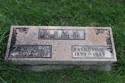 """Wilhelmina L """"Minnie"""" <I>Henschen</I> King"""