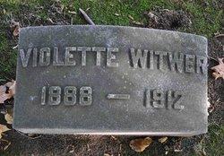 Anna Violette Witwer