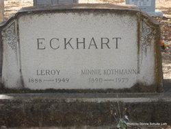 Leroy Eckhart