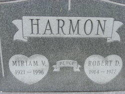 Robert D Harmon