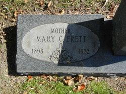 Mary C <I>Thyne</I> Frett