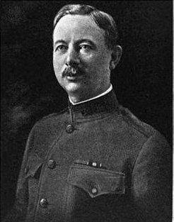 1918 : Major Edward Edgar Hartwick Dies