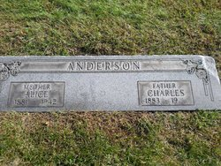 Alice <I>Dyer</I> Anderson