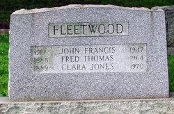 Corp John Francis Fleetwood