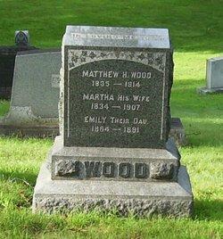 Matthew Henry Wood
