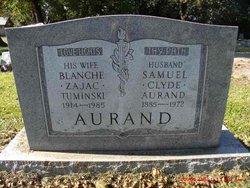 Blanche M <I>Zajac</I> Aurand