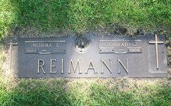 Conrad George Reimann