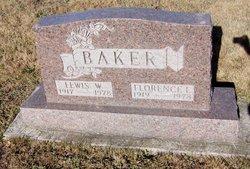 Florence E <I>Tedrow</I> Baker