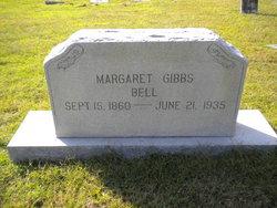 Margaret <I>Gibbs</I> Bell