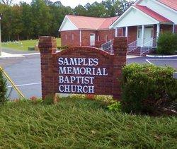 Samples Memorial Cemetery