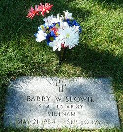 Barry W Slowik