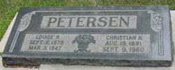 Louise R Peterson
