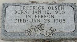 Frederick Olsen