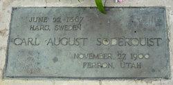 Carl August Soderquist