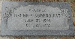 Oscar E Soderquist