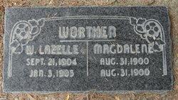 William Lazell Worthen