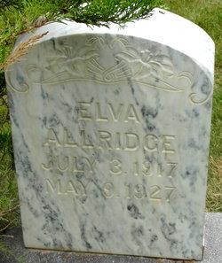 Elva Allridge