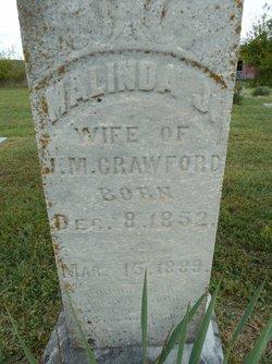 Malinda Jane <I>Rhea</I> Crawford