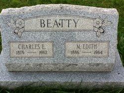 Margaret Edith <I>White</I> Beatty