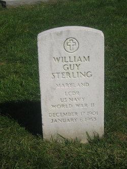 William G Sterling