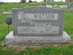 May <I>Bowring</I> Watson