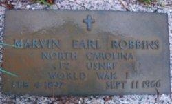 Marvin Earl Robbins