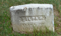 Zilpah <I>Lincoln</I> Dow