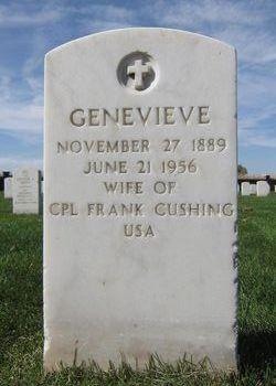 Genevieve Cushing