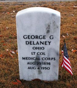 George G Delaney