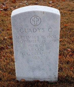 Gladys C Delaney