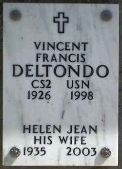 Vincent Francis Deltondo