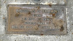 Douglas C Brown