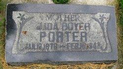 Julia Ida <I>Boyer</I> Porter