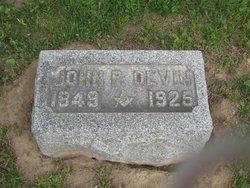 John Peyton Devin
