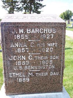 John Calvin Barchus