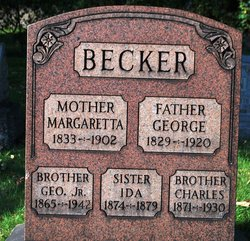George Becker, Jr
