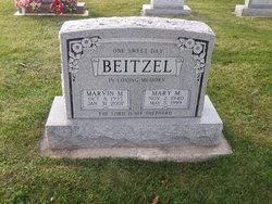 Mary Margaret <I>Eichorn</I> Beitzel