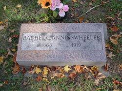 Rachel <I>Lannin</I> Wheeler