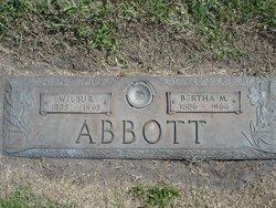 Bertha Mae <I>Line</I> Abbott