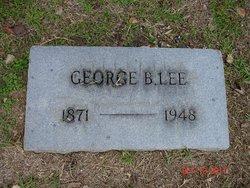 George Belton Lee