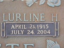 Lurline <I>Hendrix</I> Burdette