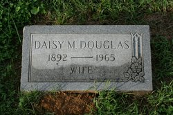 Daisy M. Douglas