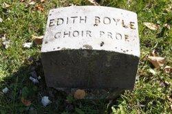 Edith Boyle