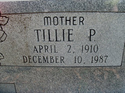 Tillie P Barnes