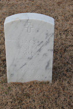 Jack Beverly Sims