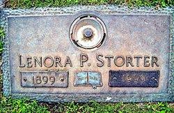 Maggie Lenora <I>Pearce</I> Storter