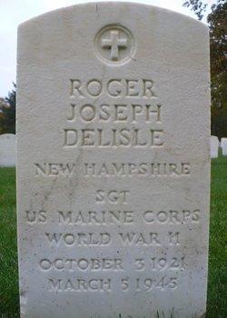 SGT Roger Joseph Delisle